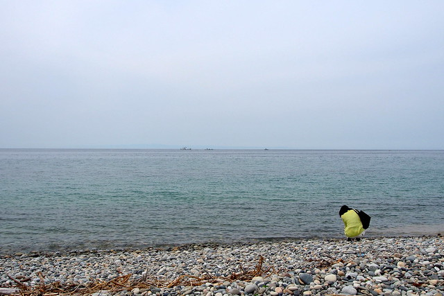 石田浜 Ishida,kurobe-shi,Toyama