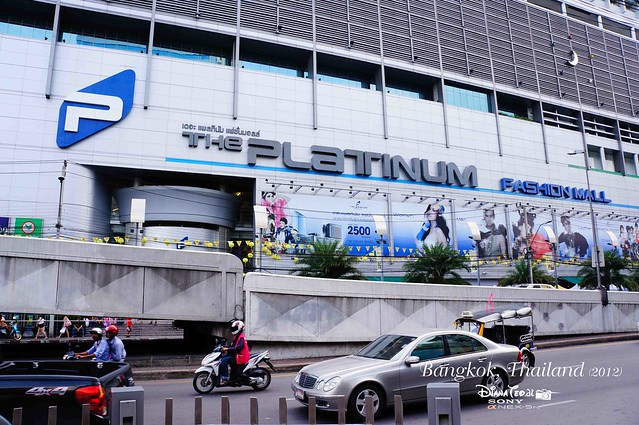 Bangkok Shopping Malls - Platinum Fashion Mall 01