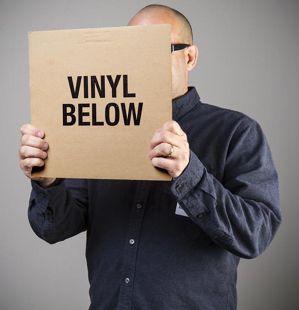Vinyl Below