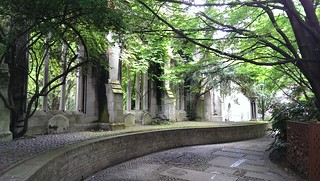 St. Dunstan in the East Garden