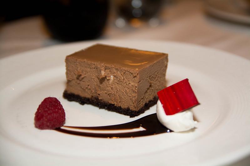 Chocolate Cheesecake (Sugar Free)