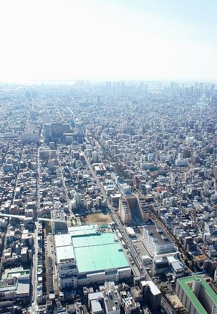 東京必逛晴空塔08
