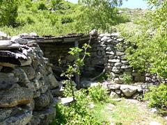 Annexe de l'habitation principale des bergeries d'Arenucciu