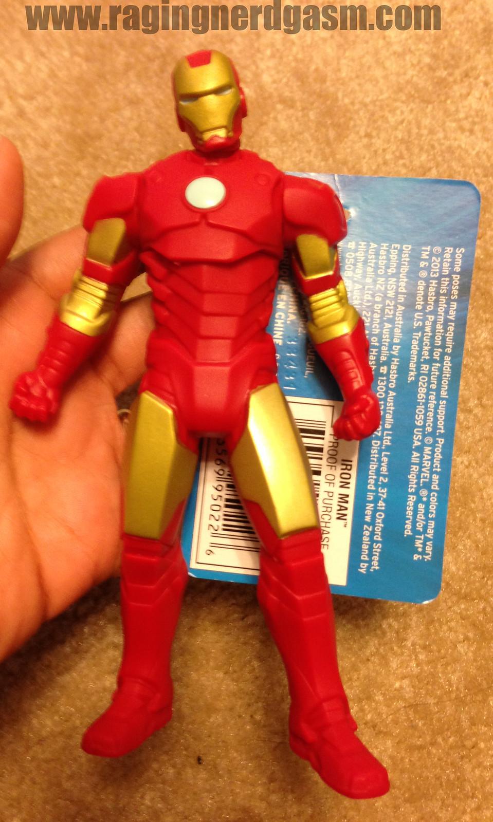 Marvel American Sifubi figures Iron Man