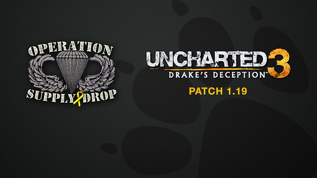 Uncharted 3 patch 1.19