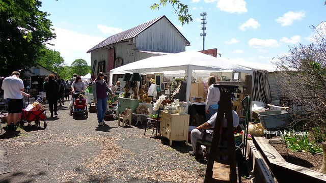 Lucketts 2014 Spring Market