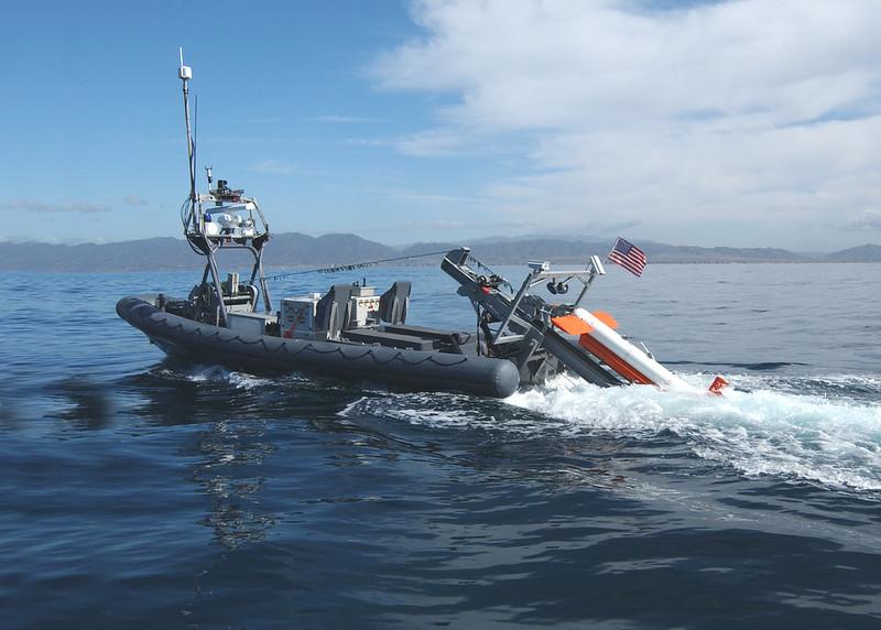 AN/AQS-24(A) Airborne Minehunting System