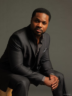 Malcolm-Jamal Warner as Dr. John Prentice in the Huntington Theatre Company production of 'Guess Who's Coming To Dinner,' a funny and poignant stage adaptation of the beloved Academy Award-winning film directed by David Esbjornson, playing Sept. 5 — Oct. 5, 2014 at the Avenue of the Arts / BU Theatre.