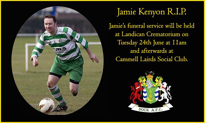 Jamie's Funeral