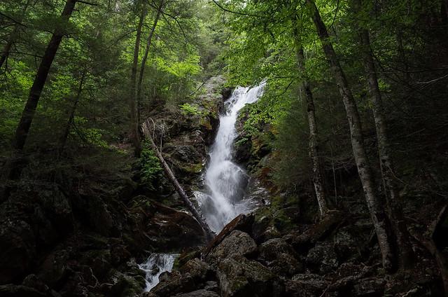 Race Brook Falls