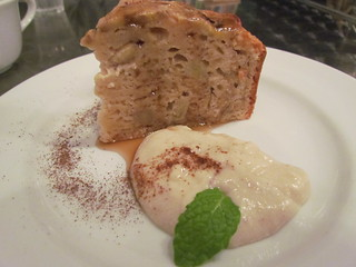Vegan Healing Cafe - Banana Cake