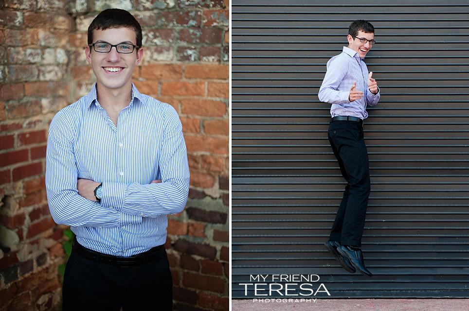 my friend teresa photography, cary academy senior