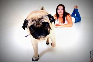 Фотография из фотосета: 'Дама с собачкой'