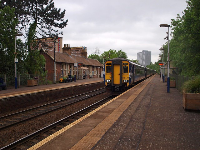 Glasgow - Pollokshaws West - 22-05-2014