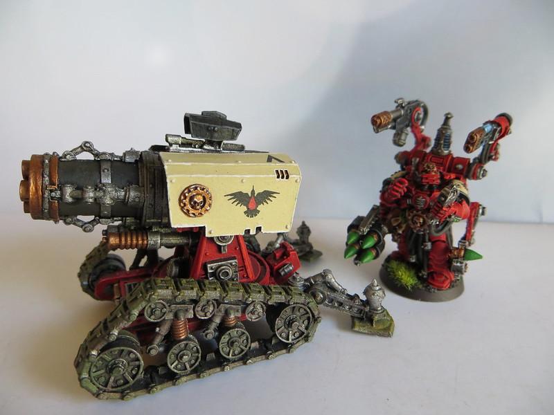 Thunderfire Cannon + Gunner