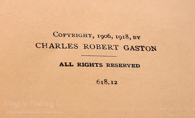 farewell address copyright