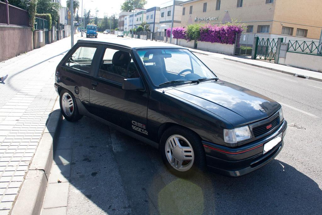 Opel Corsa A GSi MKII 14272993541_567063e5d6_b