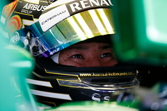 ©CaterhamF1Team