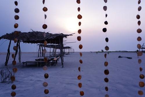 sunset costa beach de coast ivory côte plage mafia plages divoire marfil assinie