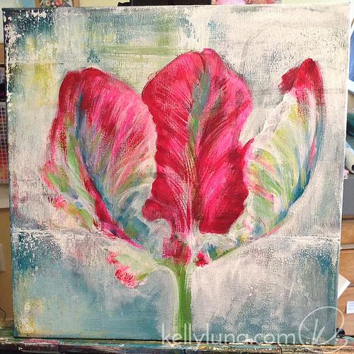 tulip painting1
