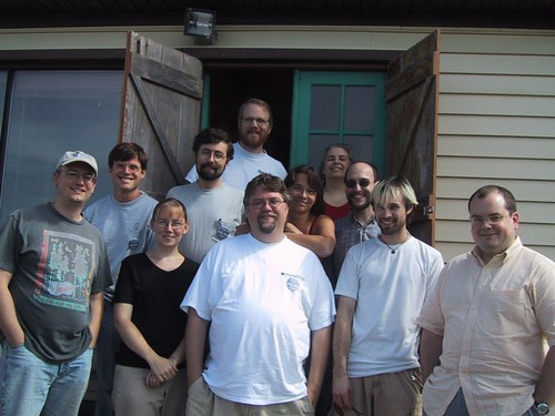 Strange Horizons Workshop 2002
