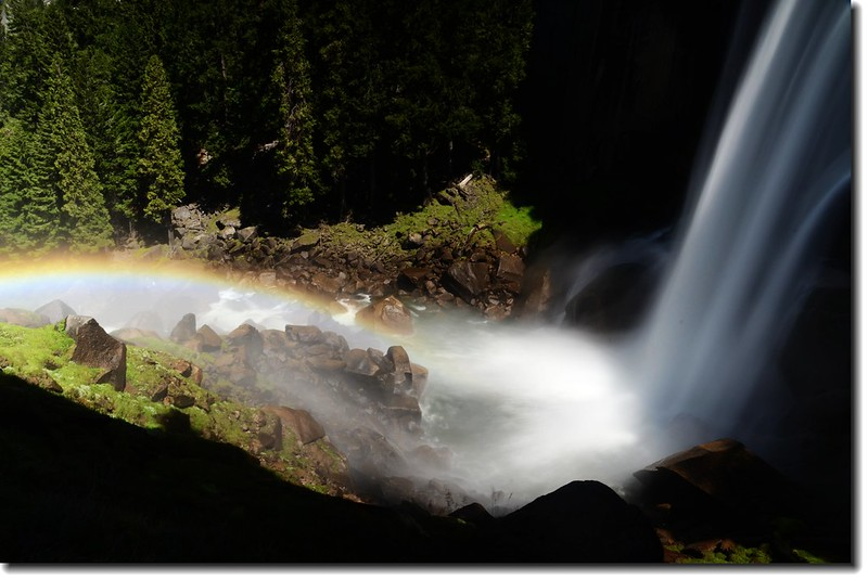 Vernal Falls, Yosemite National Park 2