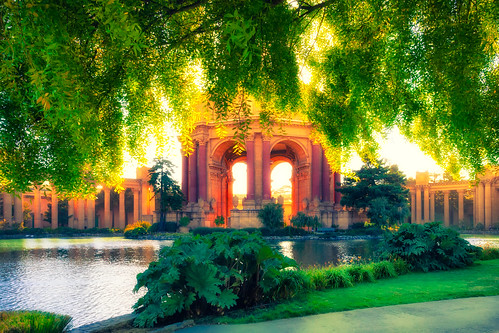 sanfrancisco california city ngc thecity palaceoffinearts