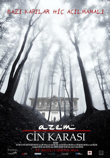 Azem: Cin Karası (2014)