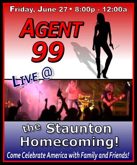 Agent 99, 6-27-14
