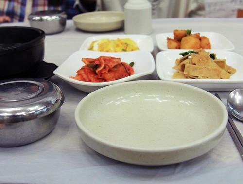 Banchan Side Dish Heytheresia Indonesian Food Travel Blogger