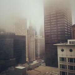 Good morning Chicago! #AIACon14 Thanks to Jeremy Thomas for the great view.
