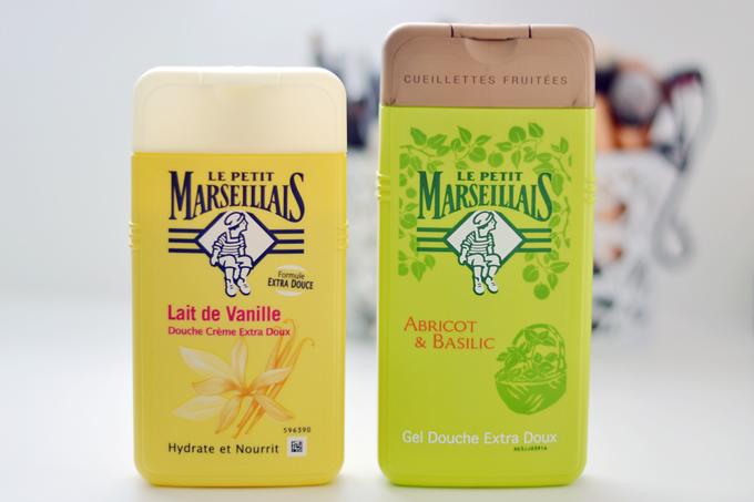 Le Petit Marseillais Lait de Vanille, Abricot & Basilic