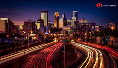 Minneapolis Blue Hour - Available on Getty Images