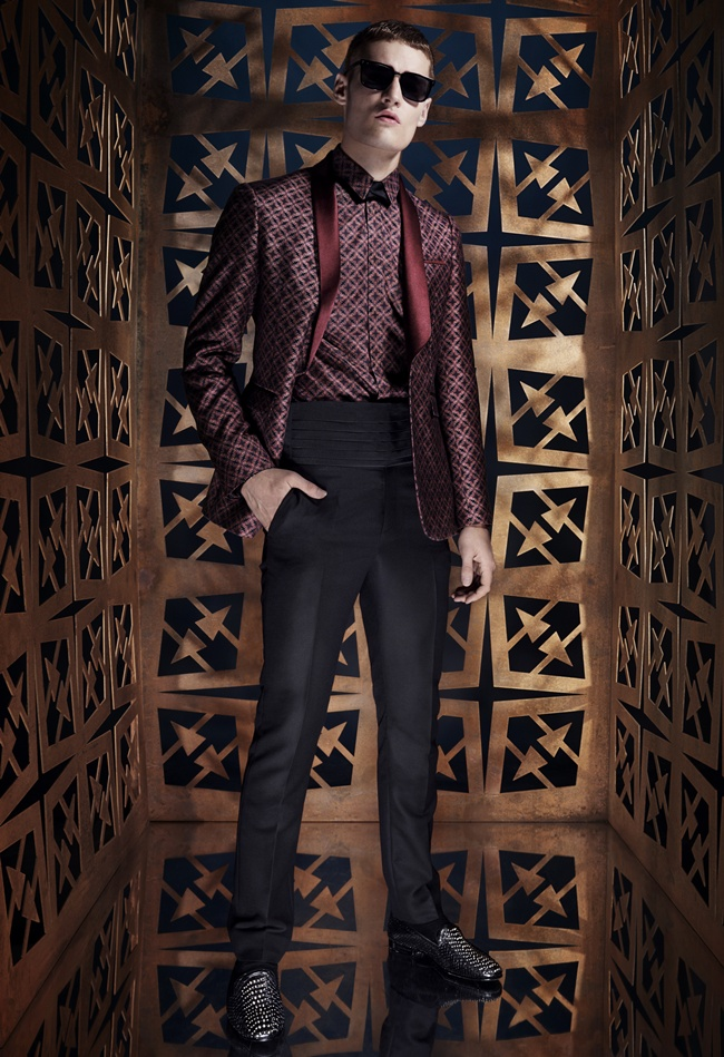 6 Roberto Cavalli Menswear SS14