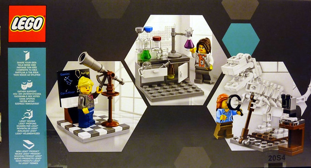 LEGO Ideas 21110 - Research Institute