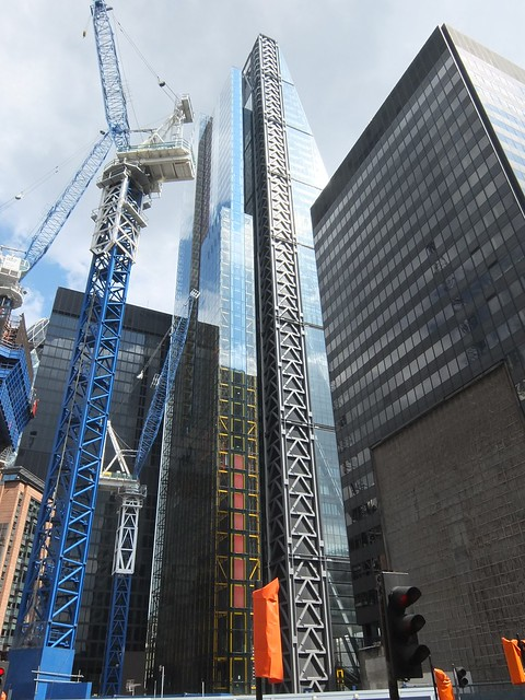 Cheesegrater Building ( The Leadenhall Building) - 122 Leadenhall