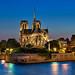 Notre Dame de Paris by DanielKHC