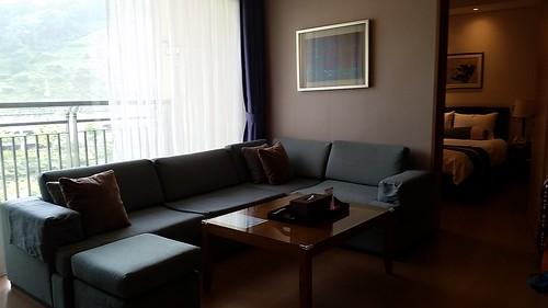 Noble Suite (Type C), Gonjiam Resort