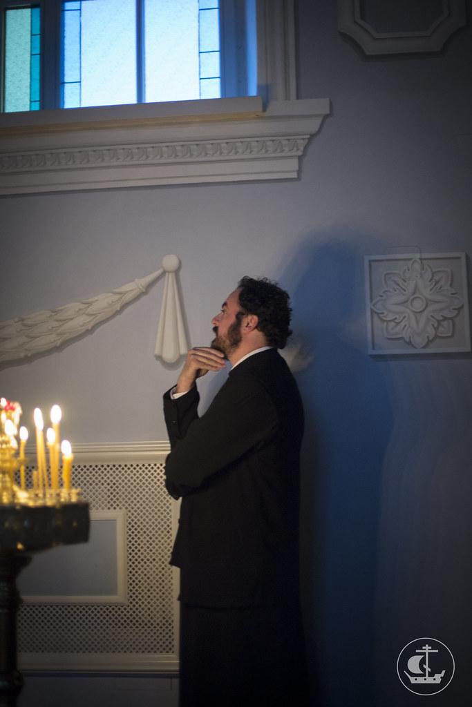 7 июня 2014, Ночная литургия / 7 June 2014, Night Liturgy