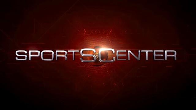 SportsCenter ident 2014