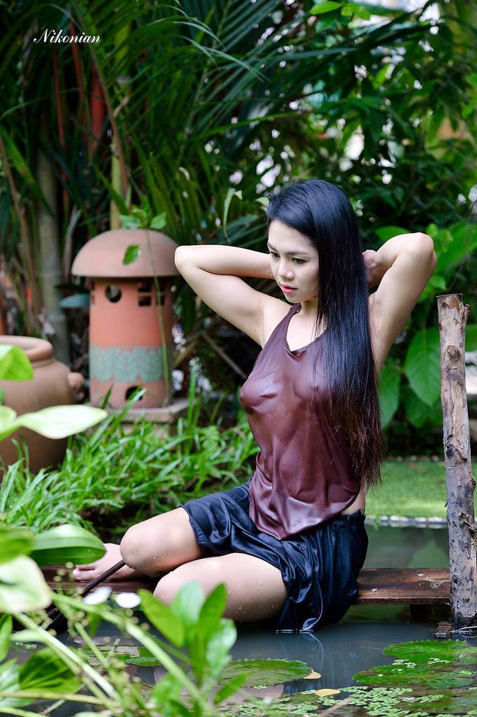 Em gai vietnamese massage cho tay - 3 part 10