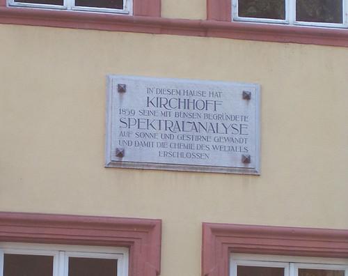 Haus zum Riesen, Heidelberg, Germany