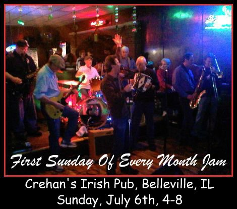 First Sunday Jam 7-6-14