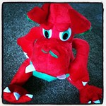 Welsh dragon  attacks!