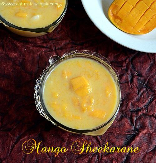 Karnataka mango seekarane