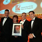 Bristol Post Business Awards 2014 - Stephen Fear Lifetime Achievement Award
