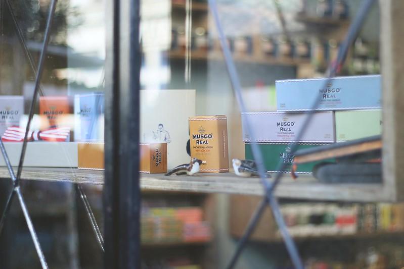 a portuguese love affair shop window