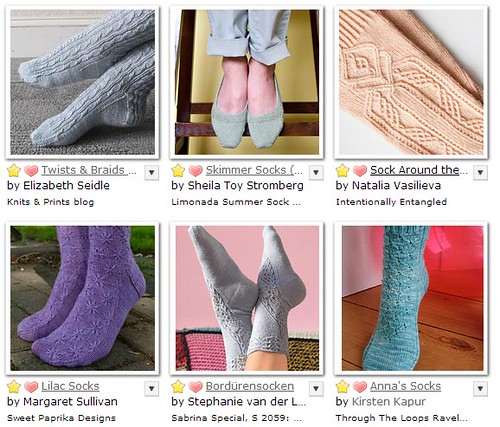 sock yarn - socks