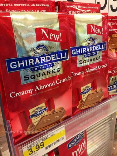 Ghirardelli Squares Creamy Almond Crunch