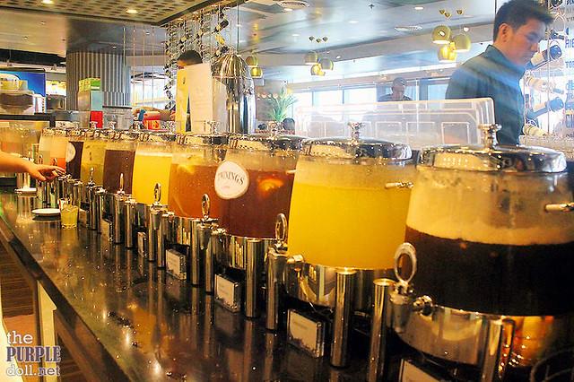 Beverages at Vikings